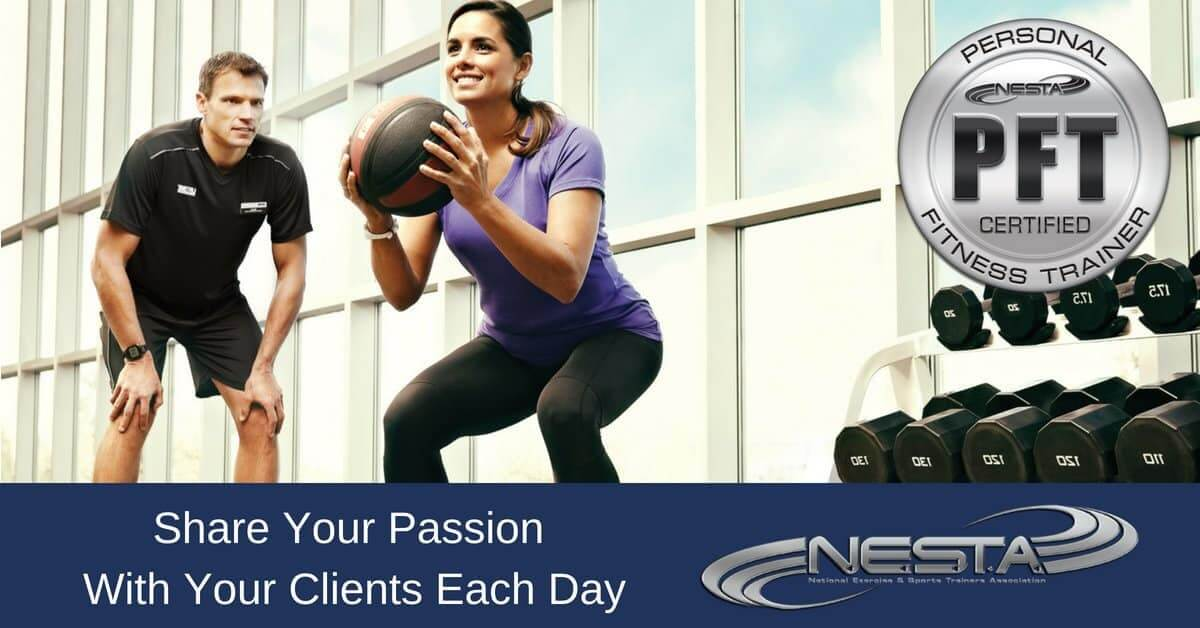 NESTA personal training certification